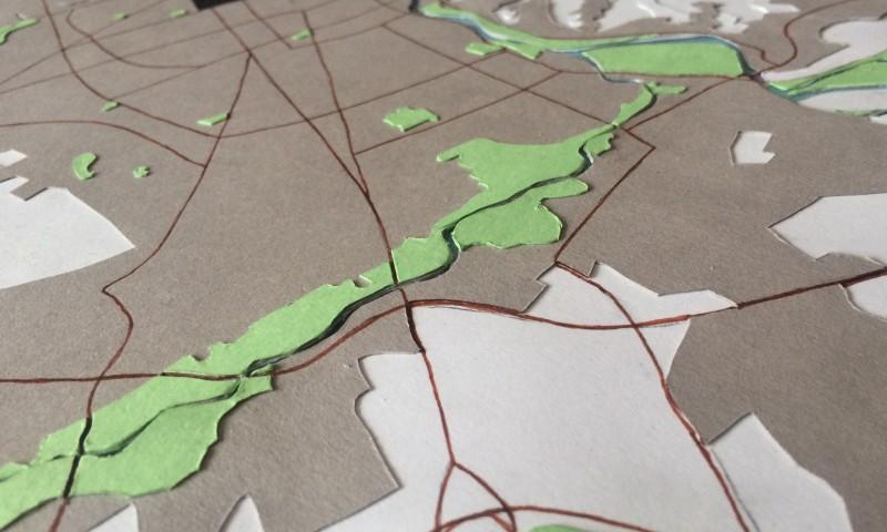 Torino miesto urbanistinė analizė