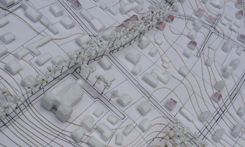 Miestelio plėtros projektas | Aukštadvaris